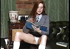 free vintage porn redhead